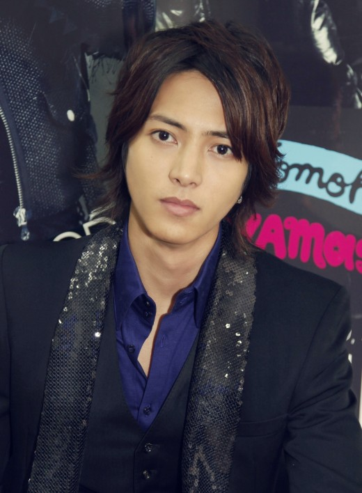 Yamapi Wants to Work With JaejoongYamapi